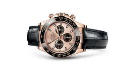 Rolex Cosmograph Daytona 116515LN. I have put them on my wrist and these are trully such a pleasure to wear. Not heavy, fits smoothly look just luxury amd professional. This is my next goal and next piece to have in my collection.