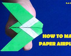 Paper Plane, Behance, Crafts, Manualidades, Paper Planes, Handmade Crafts, Craft, Arts And Crafts, Artesanato