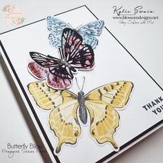 Blossom Designs Stampin Up, Card Ideas, Butterfly, Cards, Design, Stamping Up, Maps, Butterflies