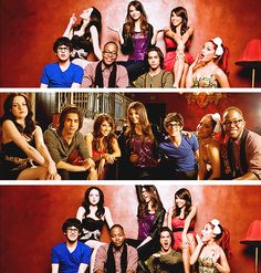 """Victorious"" Cast. Hilarious show."