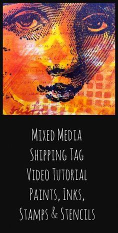 Tag ~ Video Tutorial (Marjie Kemper)