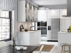 Bring a bold graphic touch to your kitchen