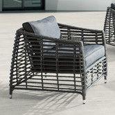 Found it at AllModern - Wreak Beach Arm Chair with Cushions