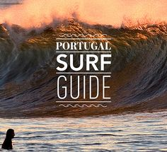 "Exploring perfect surf spots with the ""Portugal Surf Guide"", Surf, Portugal"