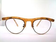 Stunning OLIVER PEOPLES Designer Vintage by ifoundgallery on Etsy, $275.00