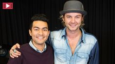 Keith Harkin, one of my favorite singers from Celtic Thunder.  And after the last show, quick change artist!!  ;)
