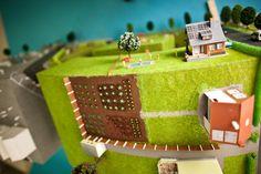 Gent: Scheppende Stad by Coming Soon , via Behance