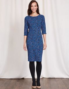 Rosalind Dress WW144 Smart Day at Boden
