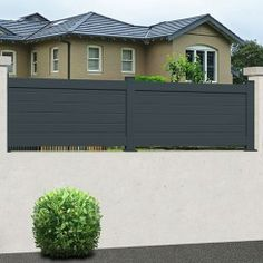 We have a large range of garden fences to protect your home in style, ✅ state-of-the-art material ✅ Direct factory prices ✅ Resistant to the most extreme weather conditions ✅ 10 year manufacturer guarantee Aluminum Fence, Aluminium Fencing, Entrance Doors, Garage Doors, Gate Automation, Protecting Your Home, Access Control, Garden Fencing, Extreme Weather