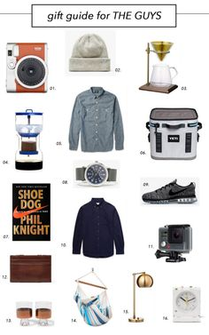 The Only Gift Guide