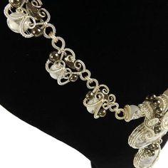 EWELLERYmAKER.COM YouTube 10/12/2014 Learn How to Make Wirework Jewellery with Rachel Norris [Tutorial]: Jewe...Presenter: Carol Roache Guest Designer: Rachel Norris, Category Howto &  Creative Commons Attribution license (reuse allowed)