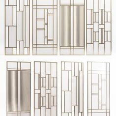 New Chinese Style Screens And Partition Combination 12078 Model available on CGmodelX, High quality Produced by Design Connected. Window Grill Design, Screen Design, Ceiling Design, Wall Design, Partition Screen, 3d Max Vray, Wooden Screen, Decorative Panels, 3d Models