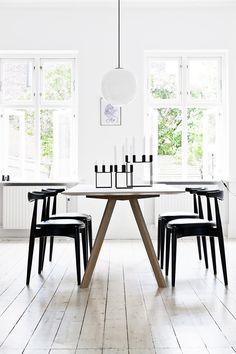 copenhague table CPH30 | Hay