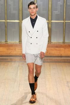 The Best of the ' London Collections: Men' Spring-Summer 2013 (III)