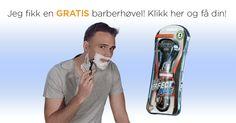 Din jakt etter den perfekt barberhøvelen er for alltid over! Edge Perfect Plus barberingssystem gjør underverker for enhver mann - uansett alder! Prøv høvel og 2 blader gratis.