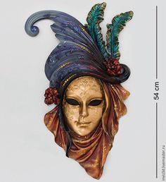 Изготавливаем маску в венецианском стиле с применением 3D технологий. Часть 1 - Ярмарка Мастеров - ручная работа, handmade