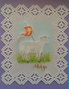 Zdjęcie w albumie Kartki wielkanocne 2017 - Zdjęcia Google Parchment Craft, Moose Art, Animals, Google, Tela, Ideas, Handmade Crafts, Models, Pergamino