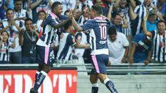 Dorlan y Cardona, protagonistas en goleada de Monterrey