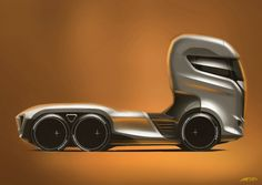 Axor Concept - Mercedes-Benz + IED sponsored project by Carlos Brito, via Behance