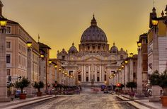 http://miror--b.tumblr.com/post/82234184412 St. Peter's Basilica, Vatican City