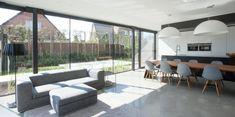 Architectenkantoor: Egide Meertens Plus Architecten - Zwevende monoliet