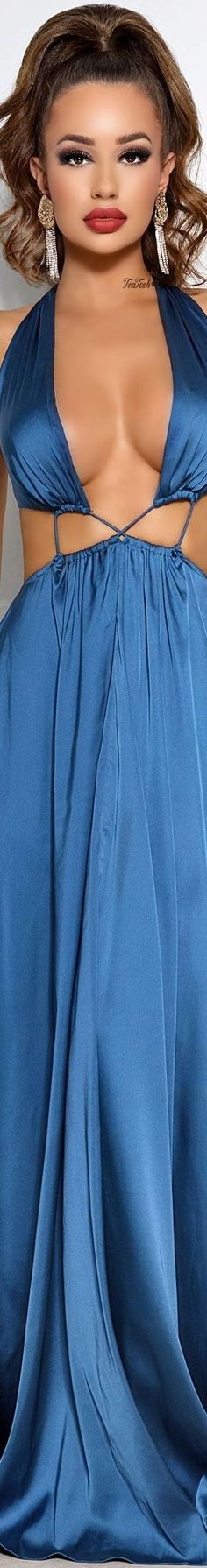❈Téa Tosh❈ #AbyssByAbby #teatosh Abyss By Abby, Elegant Dresses, Formal Dresses, Evening Cocktail, Beautiful Women, Velvet, Satin, Womens Fashion, Collection