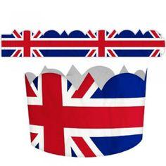 Union Jack Crown