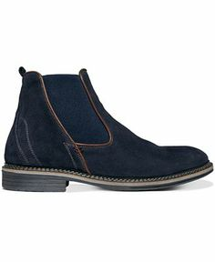 Alfani Men's Shoes, Foster Chelsea Boots - Shoes - Men - Macy's