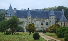 Le château du Gué-de-l'Isle