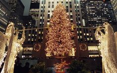 NYC @ Christmas - nothing better!