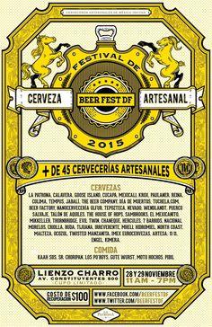 Beer Fest DF | Curiosidades Gastronómicas