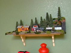 train theme bedroom - @Cecilia Börjesson Börjesson Börjesson Murphy Thought you would love this for Joshua!!