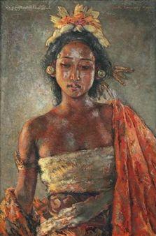 Willem Gerard Hofker - Ni Goesti Kompiang Mawar,1943