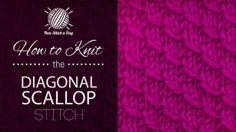 Knits and Purls NewStitchaDay.com