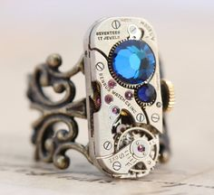 ~ Steampunk Jewelry ~