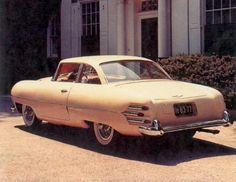 Hudson Italia (Touring), 1954