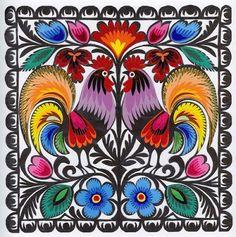 wycinanki: Wycinanki - Polish papercutting