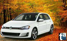 060 - AUTUMN DREAMS #Volkswagen #Golf GTI 2015 #Automotive