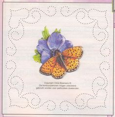 brodez vos cartes Stitching On Paper, Sewing Cards, Paper Embroidery, Edge Stitch, Stitch Patterns, Album, Templates, Printable, Picasa
