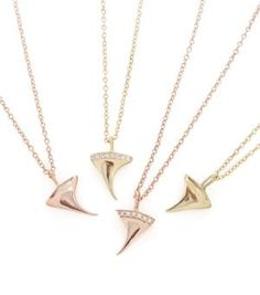 Our classic Rose Thorn, now with serious sparkle! CATBIRD NYC