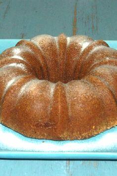 Banana Pudding Cake Recipe made with Cake Mix & Instant Pudding