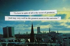 saw this from post secret, probably my favorite secret i've ever read.