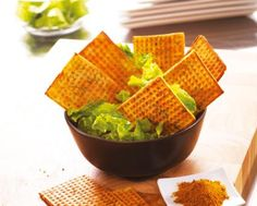 Gaufrettes au curry Tefal Snack Collection, Le Curry, Brunch, Cake Cookies, Guacamole, Snacks, Tupperware, Ethnic Recipes, Cakes