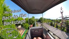 A relaxing trip behind the scenes of the park! Take a moment to relax on the monorail for a behind-the-scenes tour . Vr, Backstage, Behind The Scenes, Relax, Tours, In This Moment, Keep Calm
