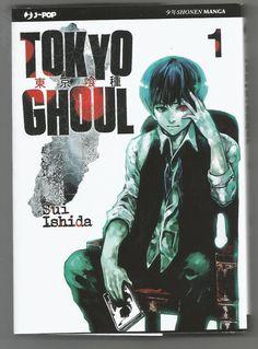 TOKYO GHOUL N. 1 ED. JPOP