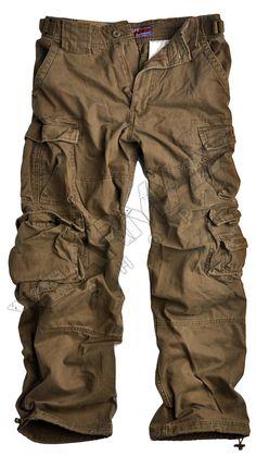 Pantalon militar 007 Jet Lag