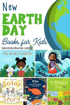 Looking for new children's books for Earth Day? These kids books about conservation and nature will inspire kids to care for the planet! Earth Day Activities, Reading Activities, Spanish Activities, Teaching Kids, Teaching Spanish, Teaching French, Kids Learning, Japanese Language, Spanish Language