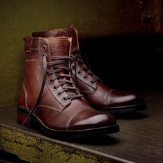 Wolverine Montgomery Boot.