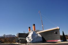 The Titanic Museum in Pigeon Forge!