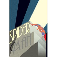 "East Urban Home Marvel Comics Spider-Man II Minimalistic Vintage Advertisement on Canvas Size: 18"" H x 26"" W x 0.75"" D"